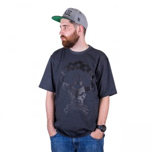 T-shirt DJ'S Wear Power Of 12inch Graphite